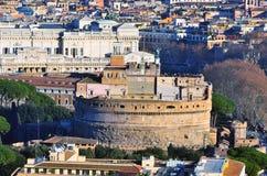 Panorama of Rome Royalty Free Stock Image