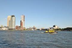 Panorama Rotterdam 3 zdjęcia royalty free