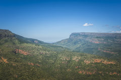 The panorama route  in south africa Stock Images