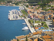 Panorama Rovinj Royalty Free Stock Photos