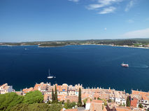 Panorama Rovinj Royalty Free Stock Image