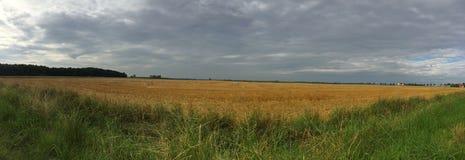 Panorama rural Imagen de archivo libre de regalías