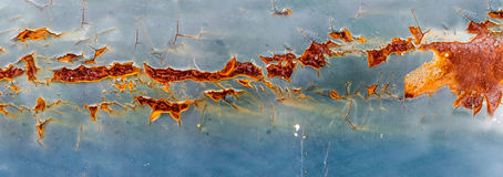 Free Panorama Rust And Erosion Of Metal Surface Royalty Free Stock Image - 79234046