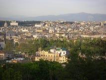 panorama Rzymu Fotografia Stock