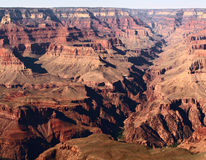 Panorama S.U.A. del grande canyon Fotografia Stock
