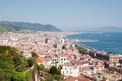 Panorama of Salerno Royalty Free Stock Photo