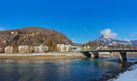 Panorama - Salzburg Austria Royalty Free Stock Image