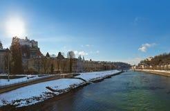 Panorama - Salzburg Austria Stock Photography