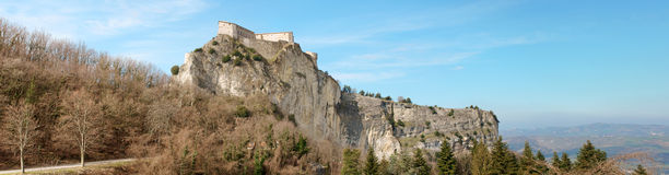 Panorama San-Löwe Lizenzfreies Stockbild