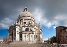 Panorama Santa Maria della Salut Zdjęcia Stock