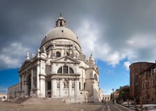 Panorama of Santa Maria della Salute Stock Photos