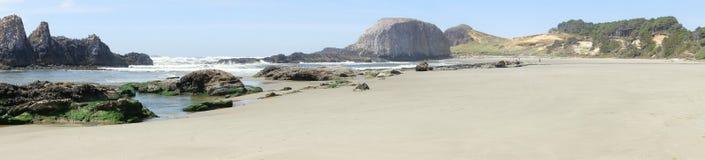 Free Panorama Seal Rocks Royalty Free Stock Photography - 57154397