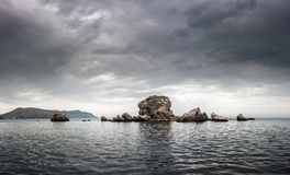 Panorama. Seascape. Stock Photos