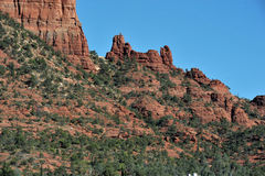 Panorama sedona Royalty Free Stock Images
