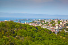 Panorama of Sevastopol Royalty Free Stock Photos