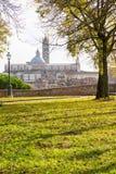Panorama of Siena, Italy Royalty Free Stock Image
