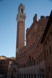 Panorama of Siena, Tuscany, Italy. Stock Photos