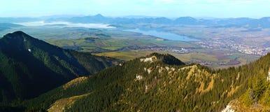 panorama- sikt Arkivfoton