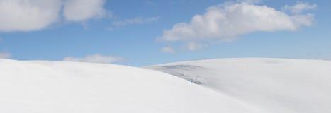 panorama- sikt Arkivbilder