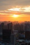 Panorama of Singapore Royalty Free Stock Image