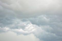 Panorama of sky Stock Image