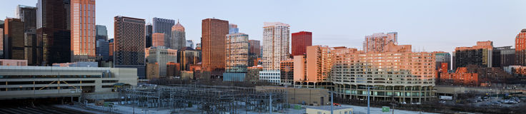 Panorama of South Loop Stock Photos