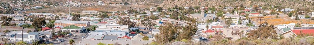 Panorama of  Springbok Royalty Free Stock Photo