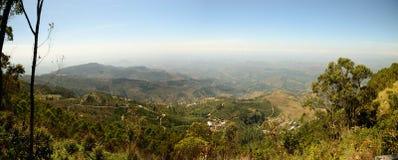 Panorama sri-lankais de XL Image libre de droits