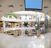 Panorama of store Stock Image