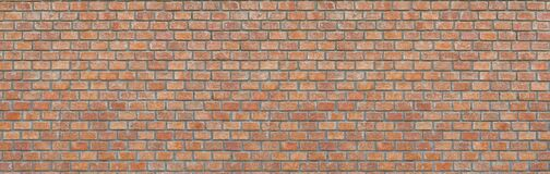 Free Panorama  Structural Red  Brick Wall. Panoramic Solid Surface. Stone Background.   Brick Wall  Texture Background Wild And High Royalty Free Stock Photos - 181780278
