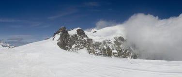 Panorama superiore di Vincent di inverno Fotografia Stock Libera da Diritti