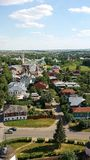 Panorama Suzdal. Stock Photos