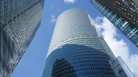 Panorama szklana fasada zdjęcie wideo