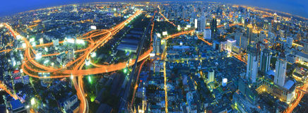 Panorama tailandés. Imagenes de archivo