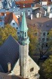 Panorama Of Tallinn. Stock Image