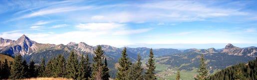 Tannheim Valley in Tyrol, Austria Royalty Free Stock Image