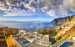 Panorama, Tenerife, Canarian Islands Stock Photos