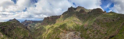 Panorama of Tenerife Stock Photos