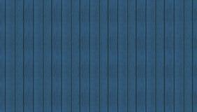 Panorama- textur för blåa träsömlösa plankor arkivbild