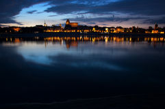panorama- torusikt Royaltyfri Foto