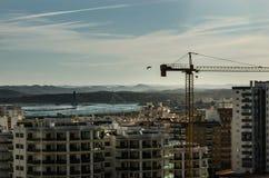 Panorama urbano Foto de archivo libre de regalías