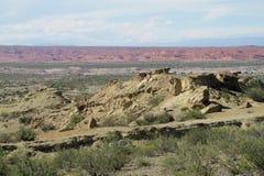 Panorama Valle de la Luna Royalty Free Stock Photos