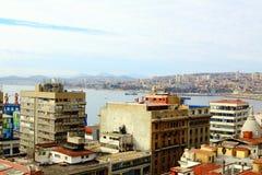 Panorama of Valparaiso - Chile, Latin America Stock Images