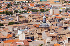 Panorama van Consuegra Stock Foto's