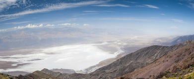 Panorama van de Doodsvallei Royalty-vrije Stock Afbeelding