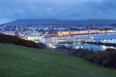 Panorama van Douglas royalty-vrije stock fotografie