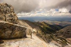 Panorama van Eagle Rock royalty-vrije stock afbeeldingen
