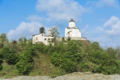 Panorama van ekadiakerk van heilige George Royalty-vrije Stock Foto
