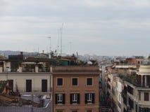 Panorama van horizon 10 van RomeStock Foto's