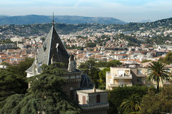 Panorama van Nice Royalty-vrije Stock Fotografie